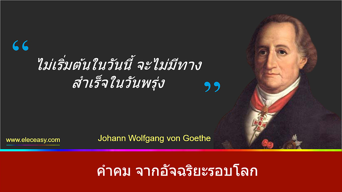 ปกคำคม_Johann Wolfgang von Goethe