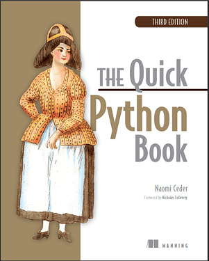 The Quick Python Book Third Edition